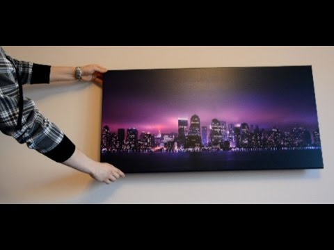 how to build acoustic panel from canvas acoustics treatment diy11