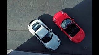 Porsche 718 Boxster S vs Cayman GTS Review