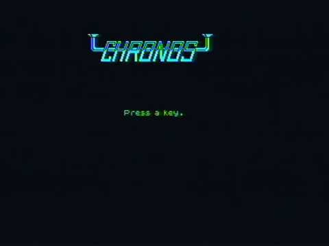 ZX Spectrum 1-bit music: Chronos (Tim Follin, 1987)