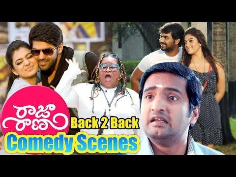 Santhanam Raja Rani Back 2 Back All Comedy Scenes..