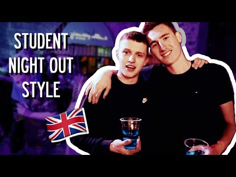 What Do Students ACTUALLY Wear on Nights Out? | Durham University, UK