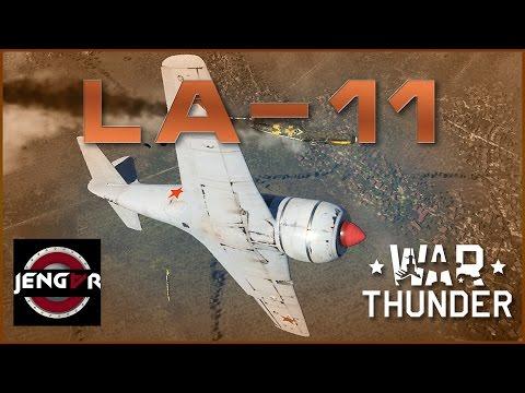 War Thunder Premium Review: La-11 [Underwhelming]