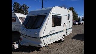 Прицеп дача,караван,автодом,жилой прицеп Elddis 2003 года