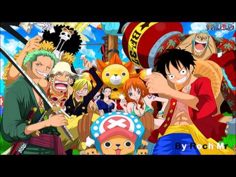 download lagu opening one piece wake up full