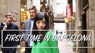 First Time In Barcelona.  Tips For Your First Visit.