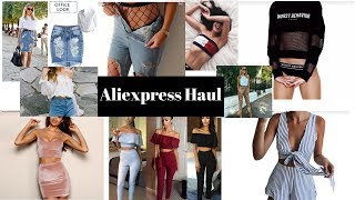 ALIEXPRESS Clothing Haul| Summer 2017|IG Model Edition| $3 and UP!