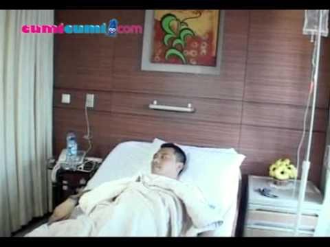 Anang Hermansyah Dirawat Di Rumah Sakit Youtube