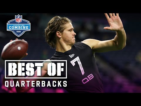 Best Of Quarterback Workouts At The 2020 NFL Scouting Combine