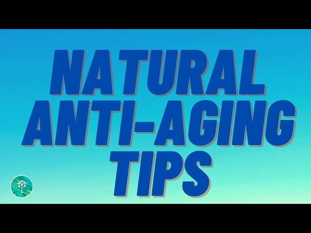 Proven Tips for Anti Aging, Normalized Aging
