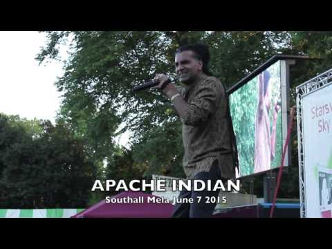 Apache Indian excerpt live at Southall Mela 2015