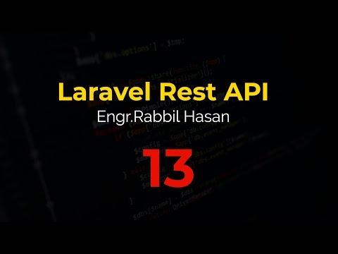 Laravel API Tutorial Bangla | Part 13 Response Redirect And Download thumbnail