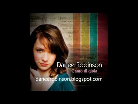 Franck Panis Angelicus - sung by Danee Robinson on...