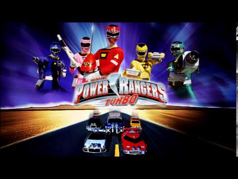 Power Rangers Turbo - Shift Into Turbo Ending Movie Theme