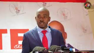 Nelson Chamisa: Update on Upcoming Presidential Election Petition Hearing (20 August 2018)