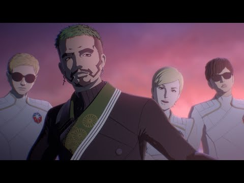 J Balvin Plays Anime Action Hero With M-Flo in 'Human Lost' Video