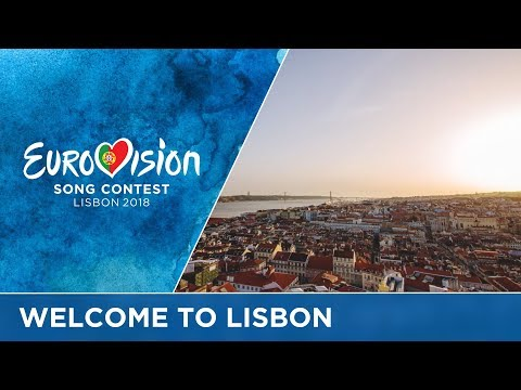 The 2018 Eurovision Song Contest will take place in Lisbon!