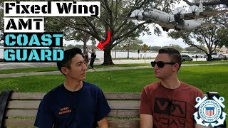 how to become a Coast Guard Fixed Wing AMT