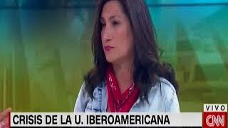 Entrevista Paz Gajardo CNN CHILE