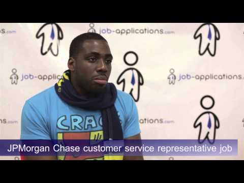 CHASE Interview - Customer Service Representative