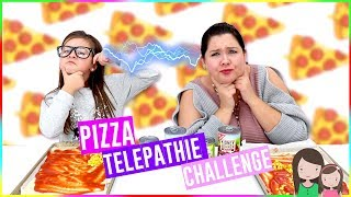 PIZZA TELEPATHIE CHALLENGE 🍕  🔮 Alles Ava's