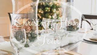 CHRISTMAS HOME DECOR TOUR 2018