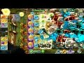 Plants vs Zombies 2 - Temple of Bloom level 1003 CrAzY Boost