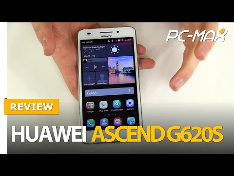Huawei Ascend G620S - Test / Review