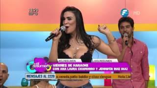 ¡Ana Laura Chamorro y Jennifer Ruiz Diaz en #ElResumen!