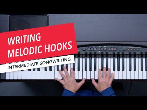 Songwriting: Melody, Harmony, and Rhythm | Developing Melodic Hooks | Berklee | Scarlet Keys 15/24