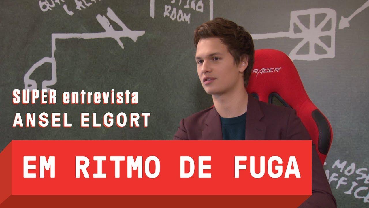 SUPER entrevista: Ansel Elgort, ator de