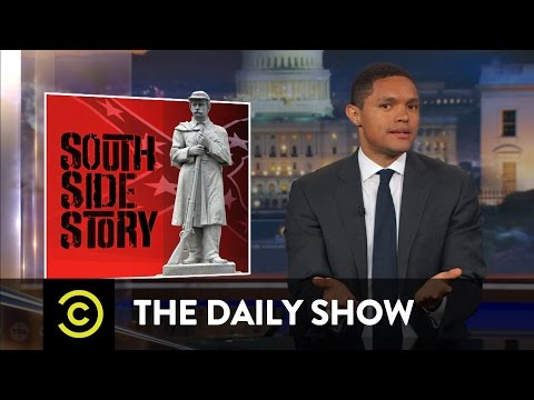 Thumbnail: Confederate Memorial Day Makes Waves in the South: The Daily Show