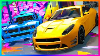 gta 5 dlc new drift tampa lynx cliffhanger spending spree customization new stunt races more