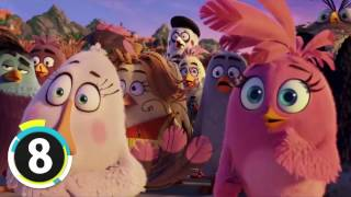 Top 10 Animated Movies of 2016 HD افضل عشر افلام انيمى