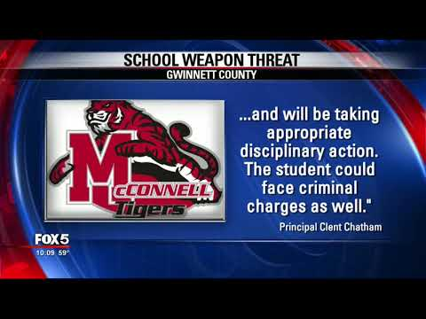 Gwinnett County school threat