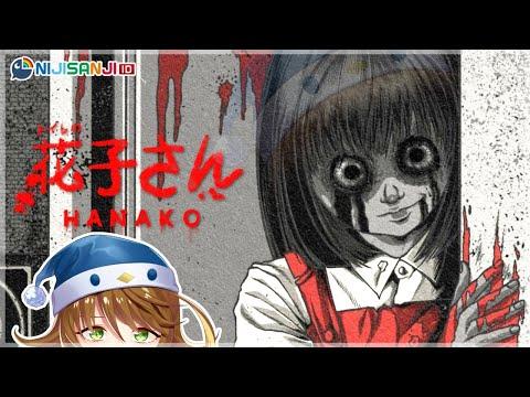 【Hanako   花子さん】Playing With The Toilet Ghost【NIJISANJI ID   Amicia Michella】