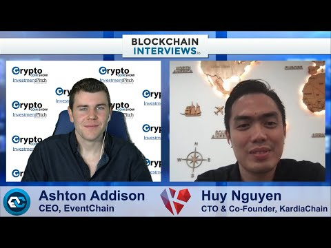 Huy Nguyen, The CTO and Co-Founder of KardiaChain| Blockchain Interviews