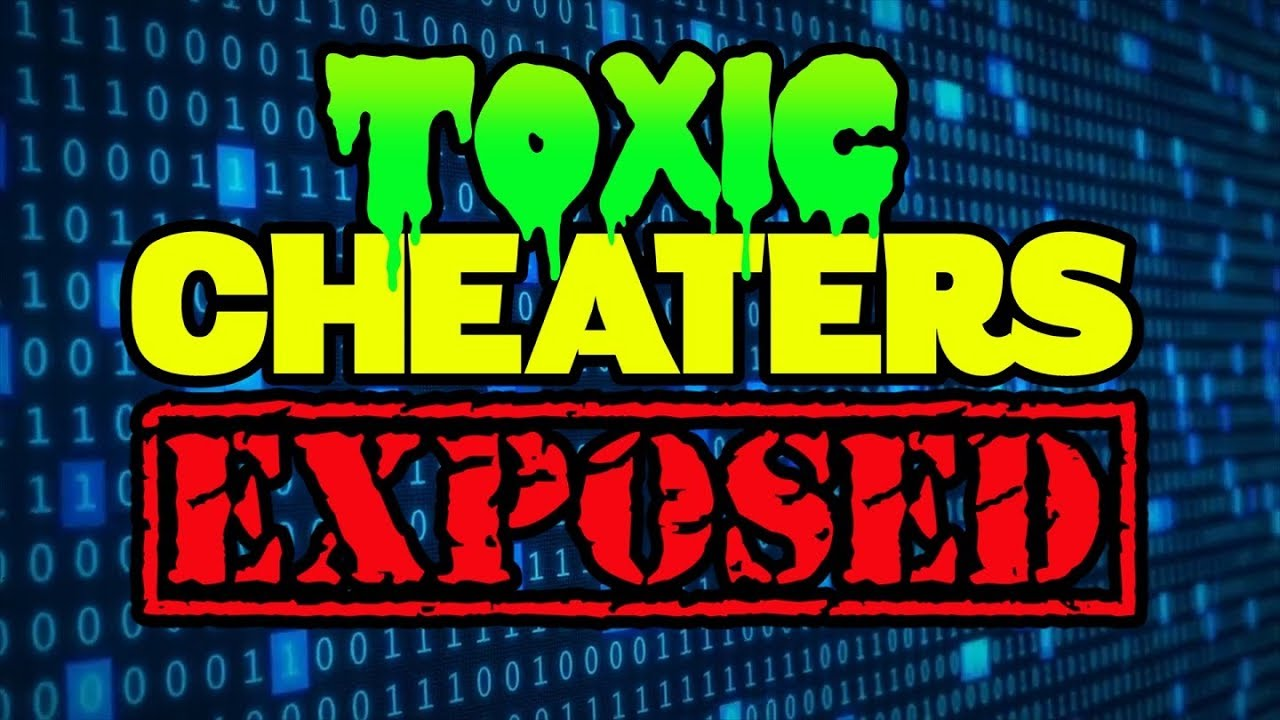 Toxic Cheaters EXPOSED - Cheaters Are Ruining RUST