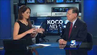 Congressman Tom Cole talks about current U.S. political climate