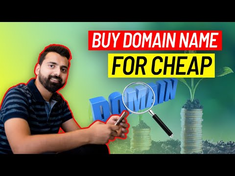 How To Buy A Cheap Domain Name & Save Money (That Actually Work)