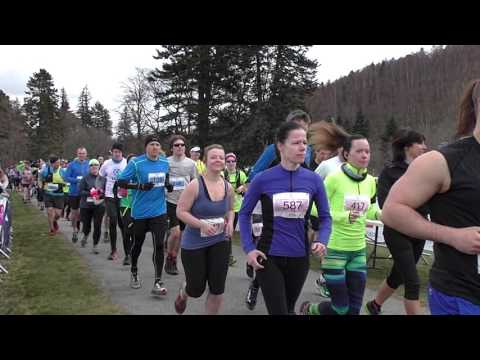 Balmoral Trail 15mile- Start
