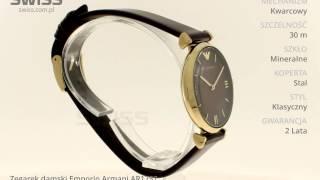 www swiss com pl zegarek damski emporio armani ar1757