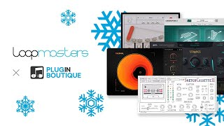 Plugin Boutique x Loopcloud Presents Holiday Livestream