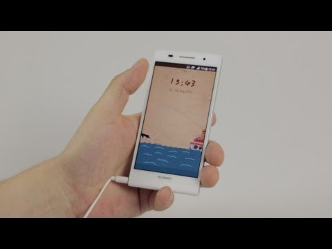 Huawei Ascend P6 - Test