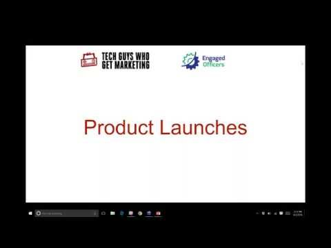 Marketing & Tech Insider  Product Launches, Machine Learning & Dollar Shave Club