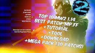 mw2  1 14 top 10 best patchs   no jailbreak  tutorial ps3 xbox pc