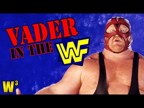 Vader in the WWF   Wrestling With Wregret
