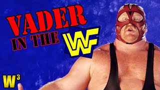 Vader in the WWF | Wrestling With Wregret