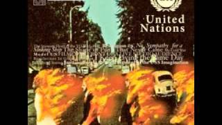 United Nations - The Shape Of Punk That Never Came