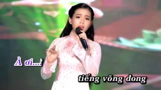 [Karaoke] Tình Mẹ - Quỳnh Trang