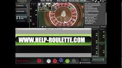 Méthode roulette : Manque / passe pour du plein